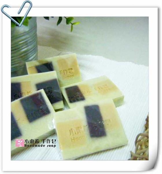 馬賽皂(半母乳)+紫草皂