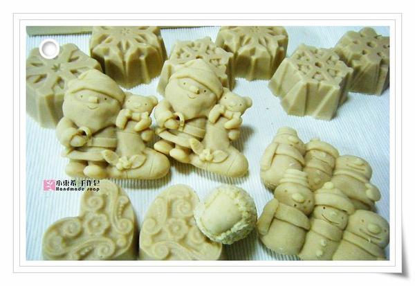 第二批母乳皂蛋黃滋潤皂1200g