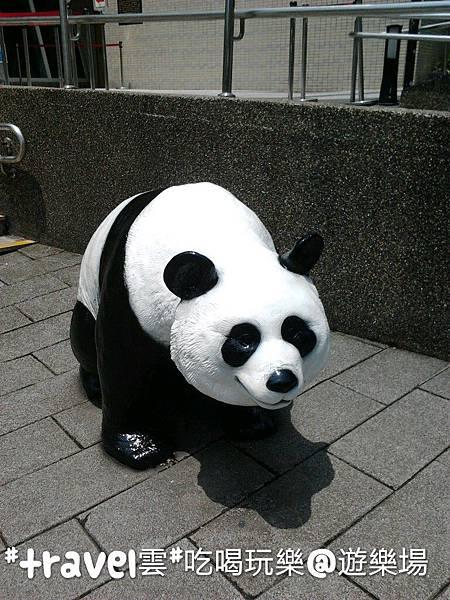 木柵看熊貓