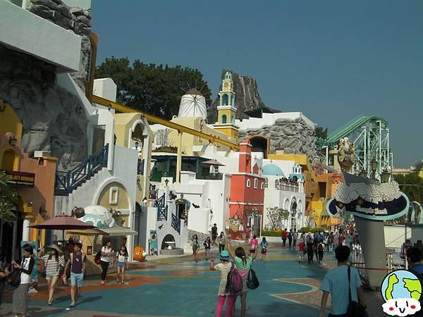 義大遊樂世界
