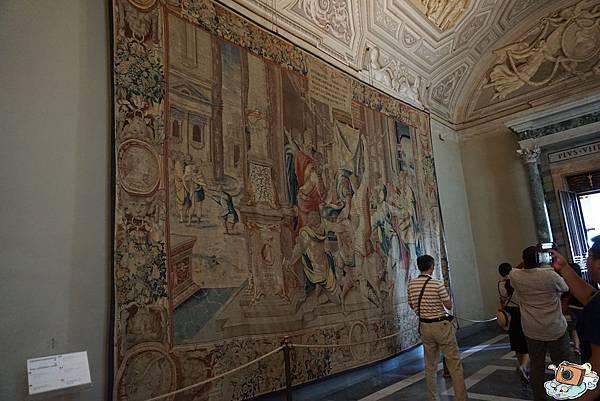 義法13日(梵蒂岡博物館/西斯汀禮拜堂)