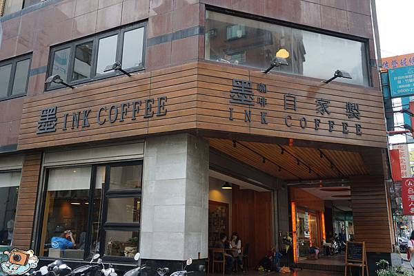 墨咖啡 INK COFFEE