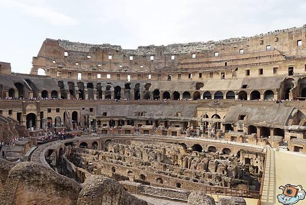 君士坦丁凱旋門X羅馬競技場