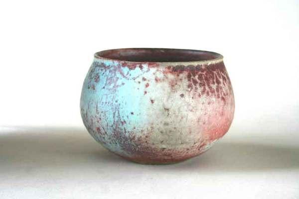 柴燒小品2--茶缽