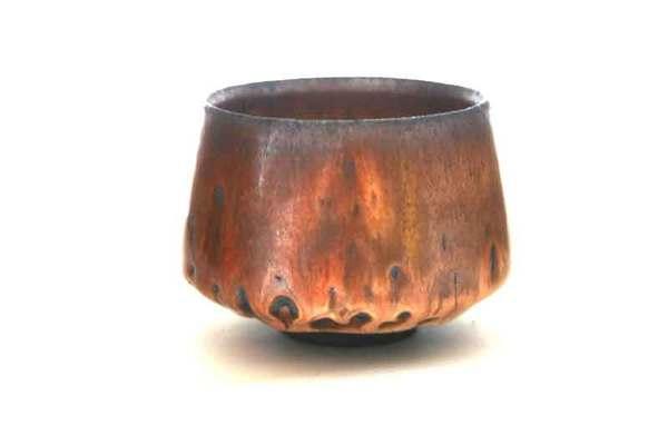 柴燒小品5--茶缽