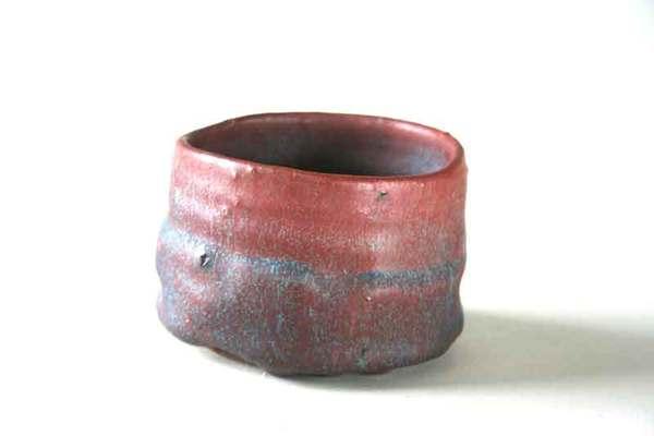 柴燒小品6--茶缽