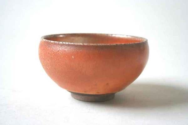 柴燒小品8--茶碗