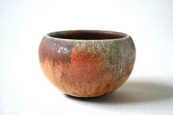 柴燒小品17--茶缽
