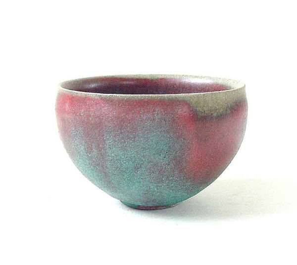 柴燒小品19--茶碗