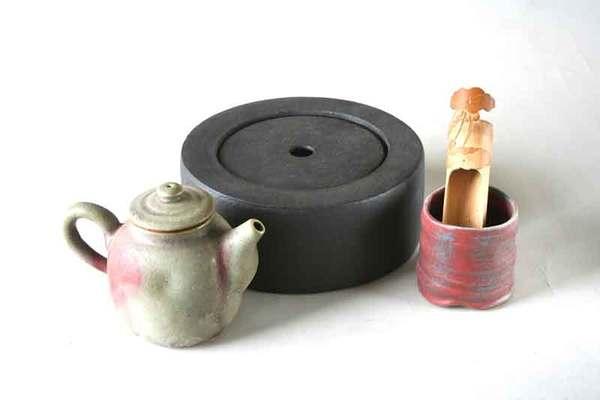 柴燒小品21--茶器組合