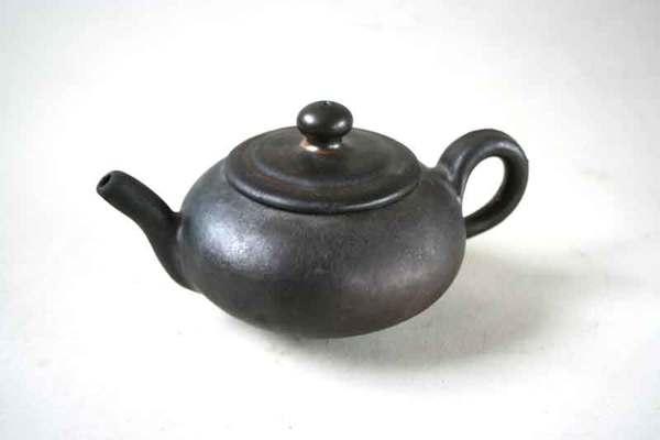 柴燒小品27--茶壺
