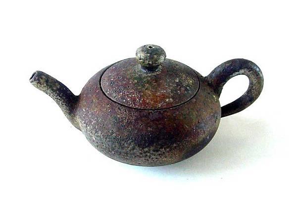 柴燒茶壺2 ★