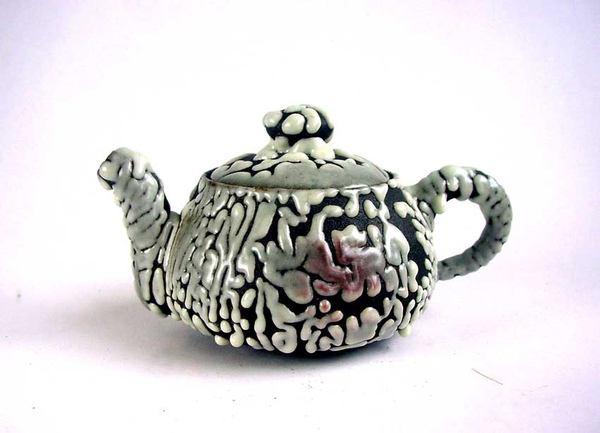 柴燒茶壺30★