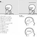 考試中的腦帶