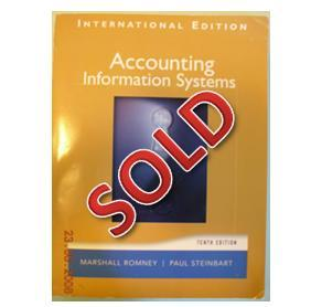 AYB221 Accounting Information Systems