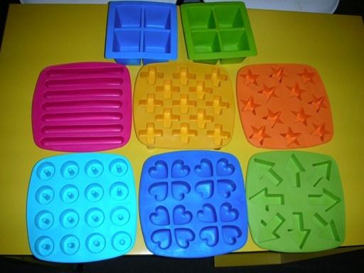 製冰模型 果凍也可以喔!$1 each
