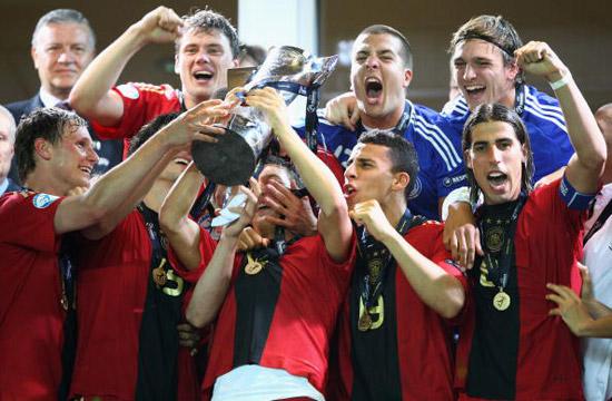 U21 Euro Helden 2009!