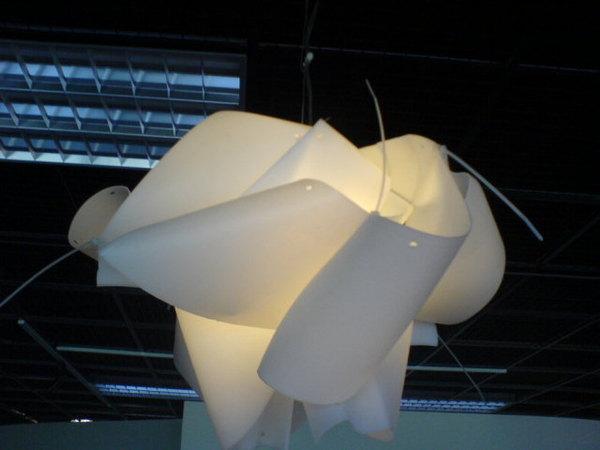 數位方舟~裡面的燈