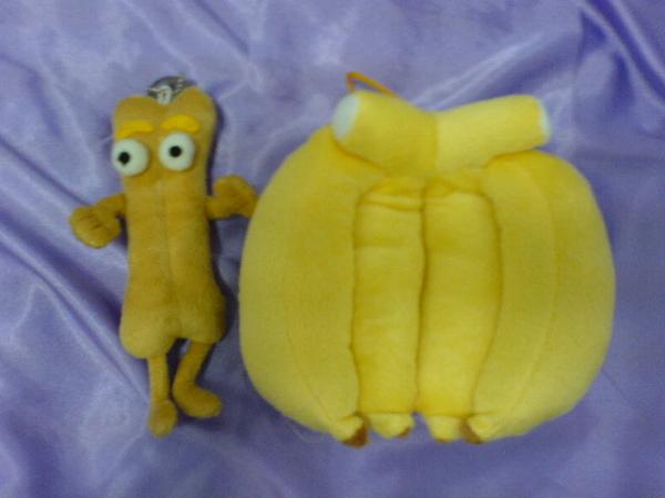 油條先生跟香蕉
