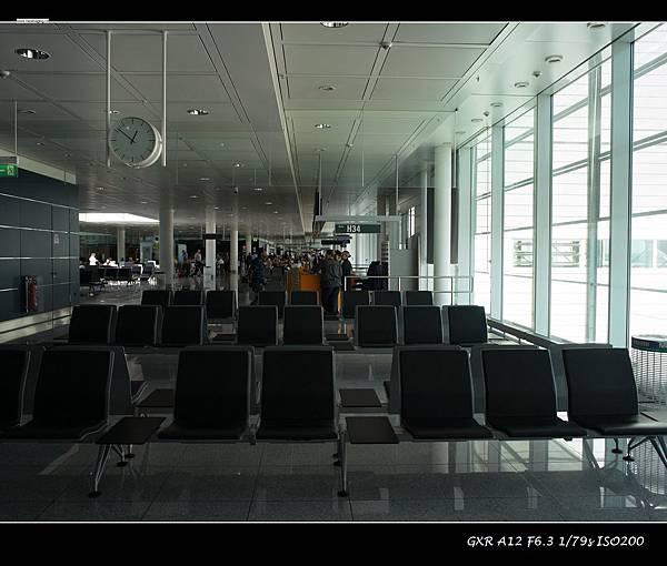 第一章慕尼黑機場