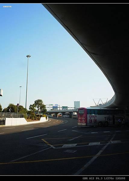 第一章初抵羅馬機場