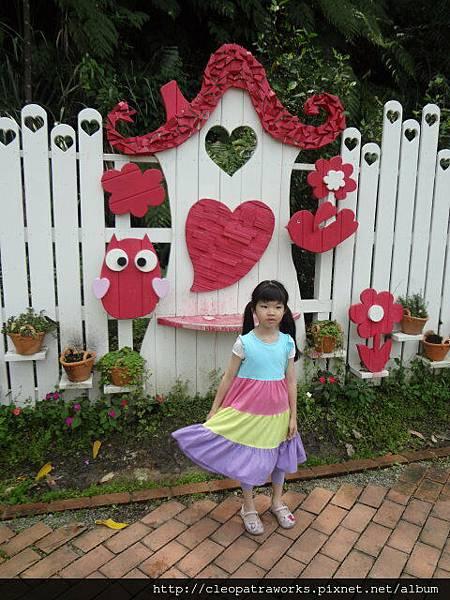 安妮公主花園08