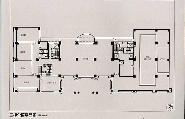 中悅麗苑會館平面圖-1