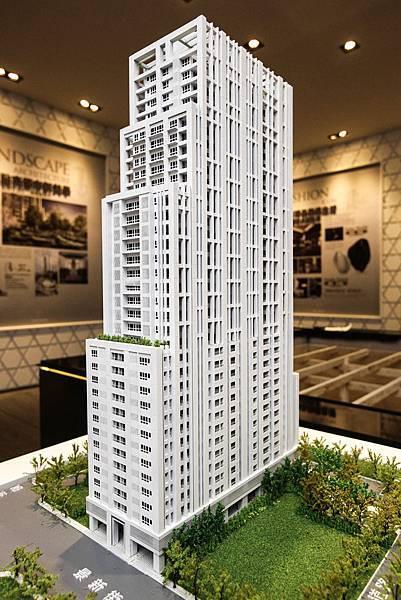 台北時上模型