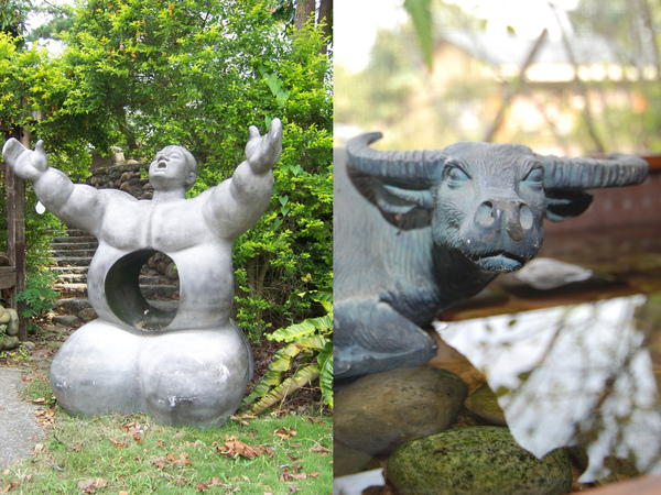 京麟雕塑文化園區-入口景觀