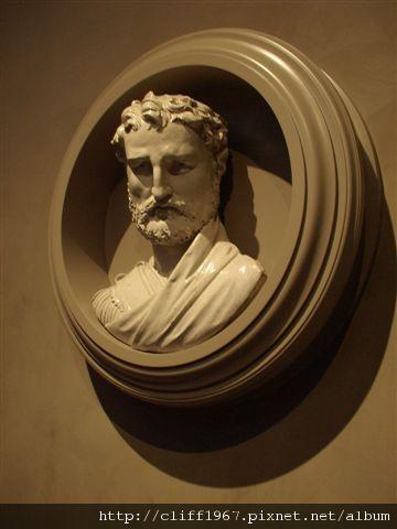 蓋帝中心--陶藝雕塑(義大利)