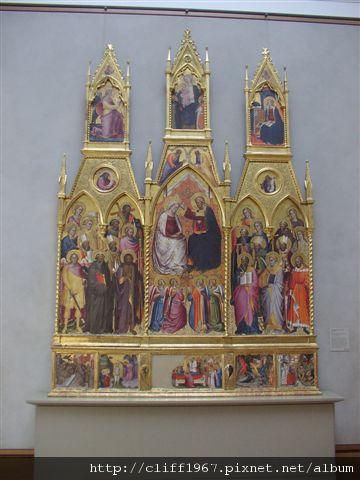 蓋帝中心--早期哥德時期祭台畫(義大利)
