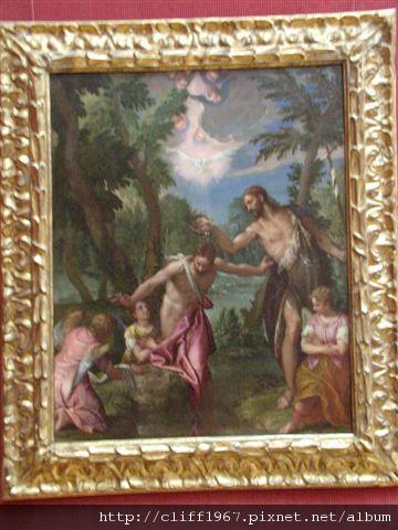 蓋帝中心--文藝復興時期畫(義大利)
