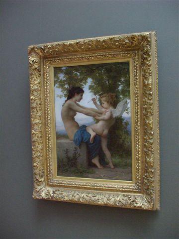 法國學院主義大師--鮑格雷奧Adolphe William Bouguereau