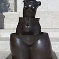 蓋帝中心--露天雕塑作品