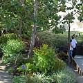 蓋帝中心花園