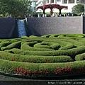 蓋帝中心--花園部分