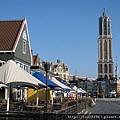 港口咖啡廳與德姆特倫塔