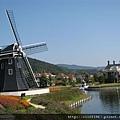 風車與運河