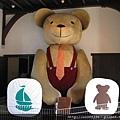 巨大的泰迪熊
