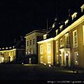 豪斯登堡宮殿夜景