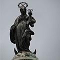 聖母無原罪紀念柱