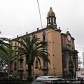 靠近碼頭的一家教堂