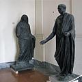 古羅馬青銅雕像
