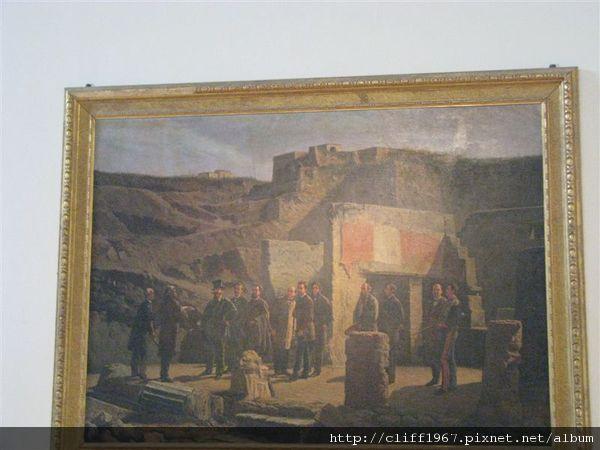 龐貝古城發現圖