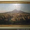 維蘇威火山與龐貝古城