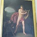 希臘神話裡的美男子俄爾甫斯