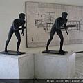 運動家雕像