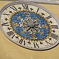 鐘塔上的時鐘