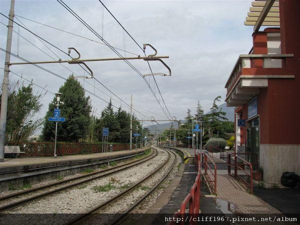 Circumvesviana環維蘇威鐵路