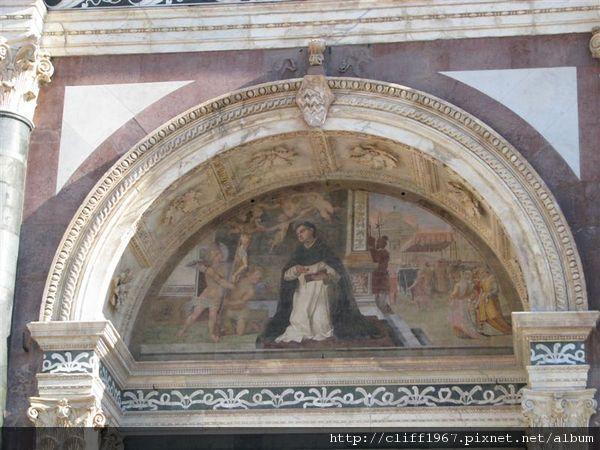 福音聖母教堂--馬賽克